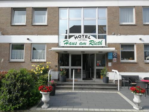 Hotel Haus am Rieth, Viersen