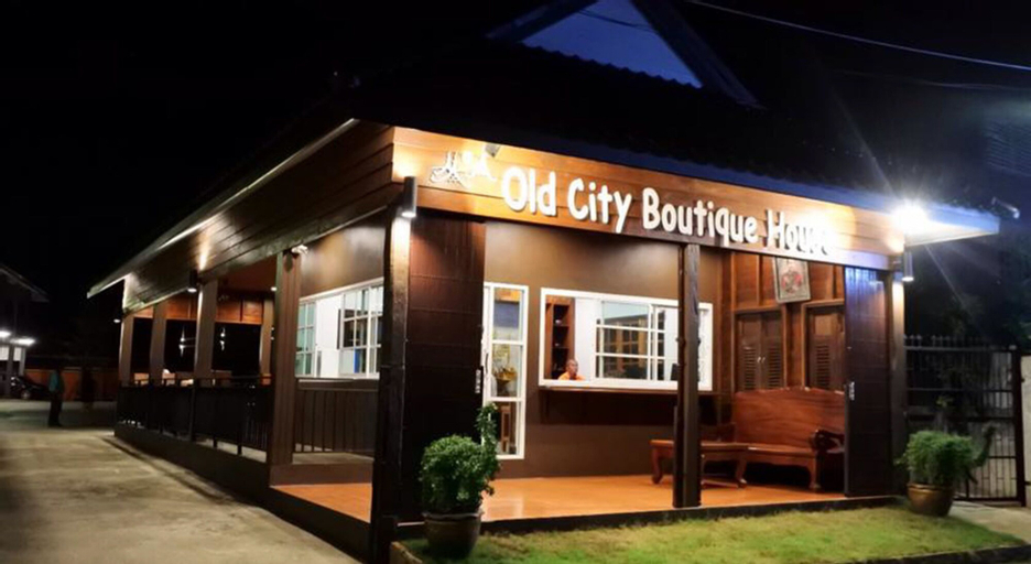 Old City Boutique House, Muang Sukhothai