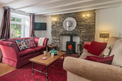 Applegarth Cottage, Patrick