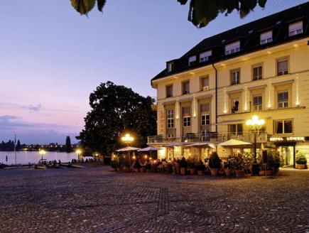 Hotel Lowen am See, Zug