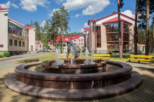 """Sanatorii """"Ruzhanskii', Pruzhany"""