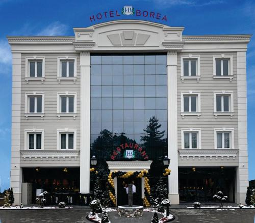 Hotel Borea, Peć