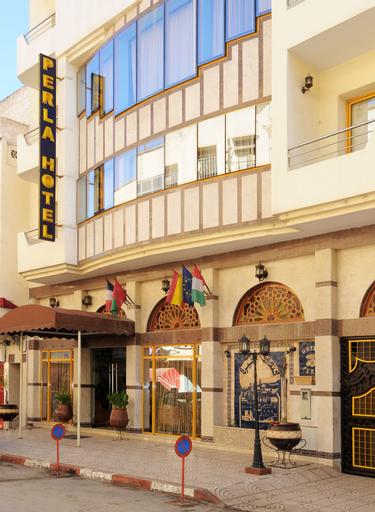 Hôtel Perla, Fès