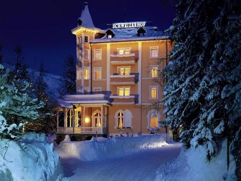 Romantik Schweizerhof, Imboden