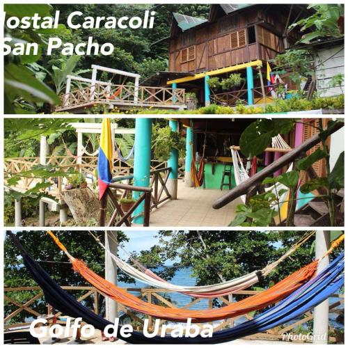 Hostal Caracoli San Pacho, Acandí