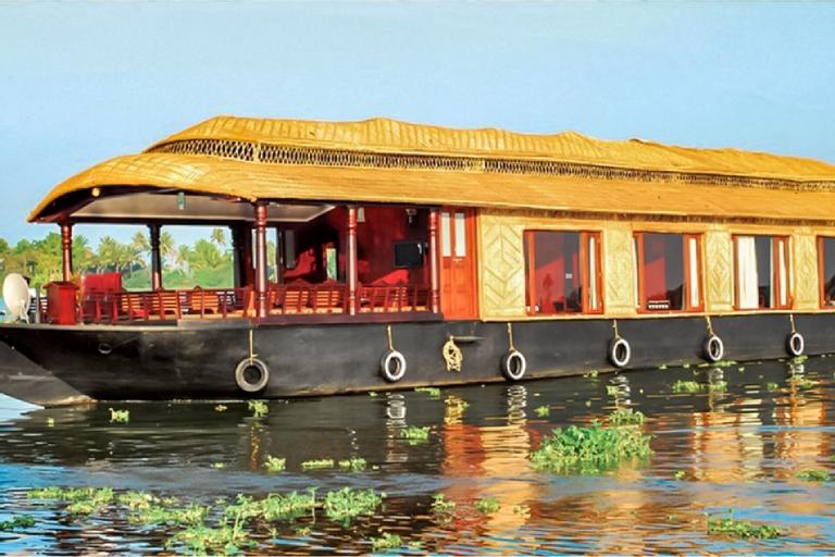 GuestHouser 1 BR Houseboat ee6e, Alappuzha