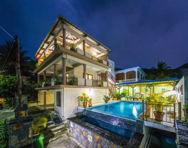 Blue Pearl Villa,