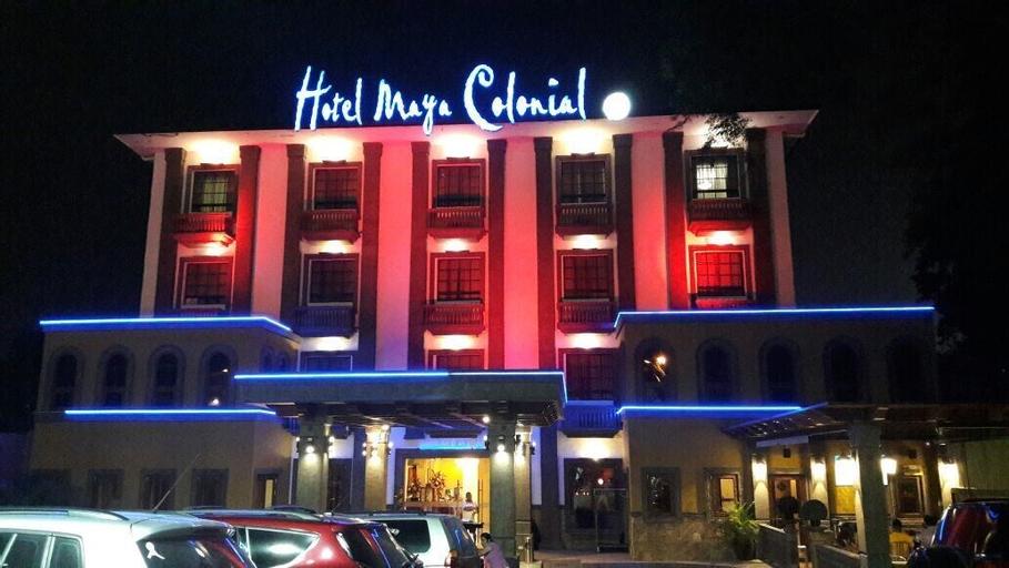 Hotel Maya Colonial, San Pedro Sula