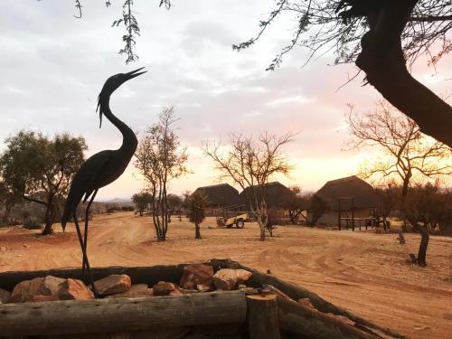 Amani Lodge, Windhoek Rural