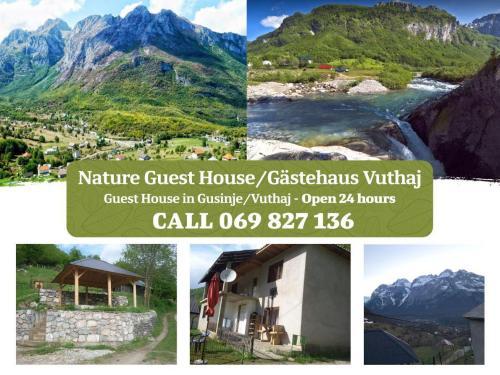 Nature Guest Hous Vuthaj,