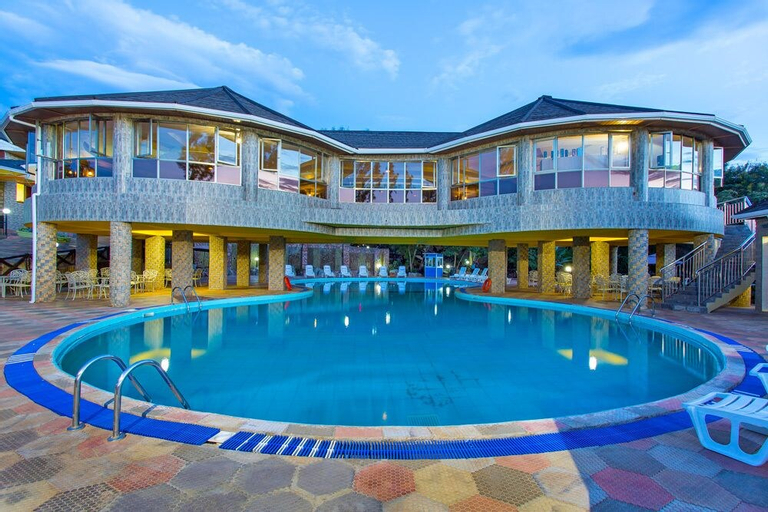 Nokras Riverine Hotel & Spa, Kiharu