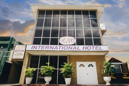 K&VC International Hotel, City of Georgetown