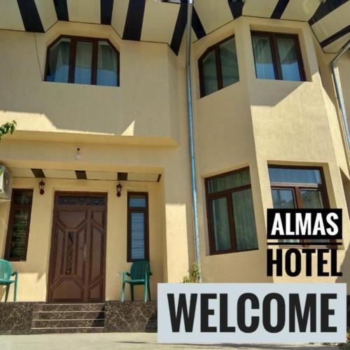 Almas hotel Tashkent, Tashkent City