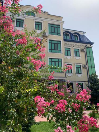 Гостиница Меридиан, Rudaki