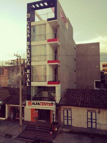 Hotel Casa Blanca Real, San Miguel de Mocoa