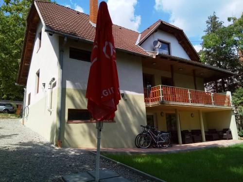 Kajakos vendeghaz, Pécs