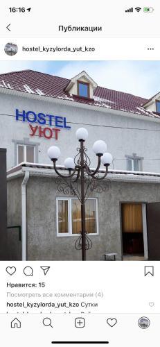 Hostel Yut, Qyzylorda