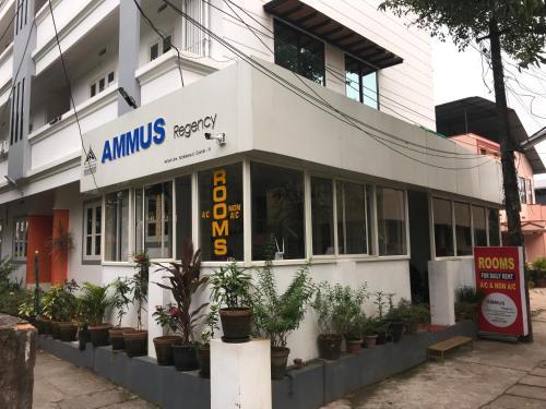 SPOT ON 37295 Ammus Regency, Ernakulam