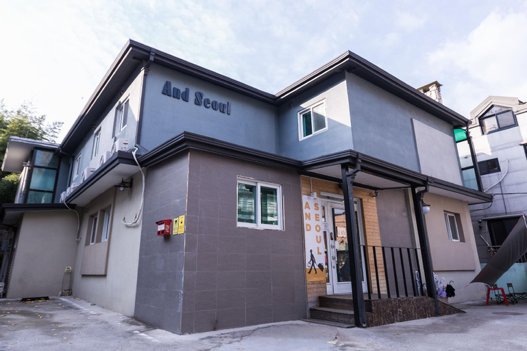 And Seoul Hostel, Jongro