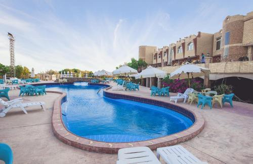 Alassiouty Sport Resort, Unorganized in Bani Suwayf