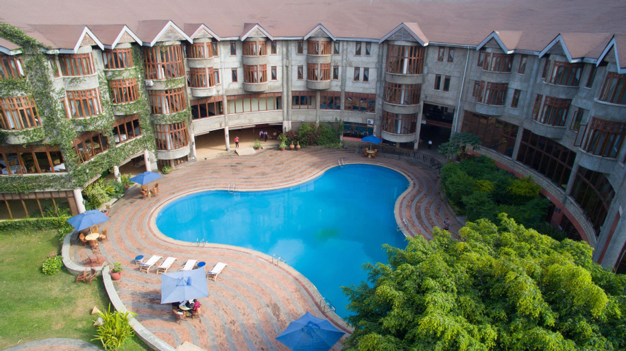 The Ngurdoto Mountain Lodge, Meru