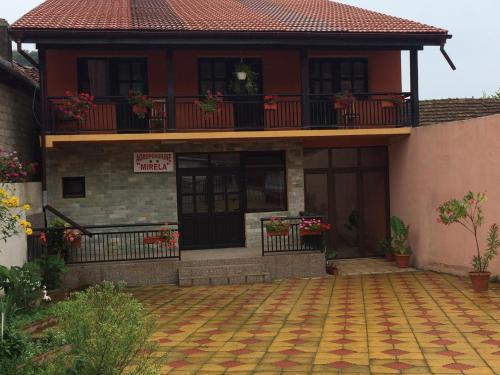 Agropensiunea Mirela, Teregova