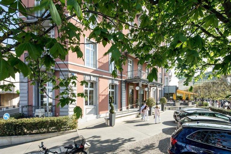 Hotel Schweizerhof Basel, Basel