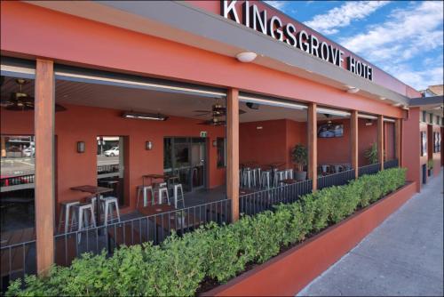 Kingsgrove Hotel, Rockdale