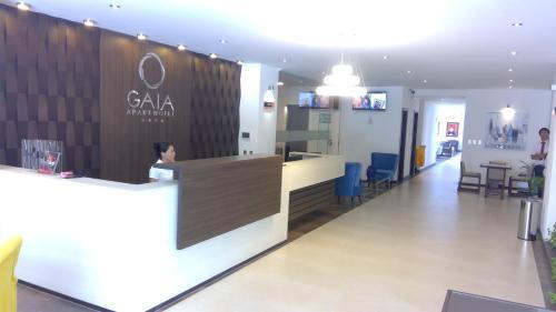 Gaia Apart Hotel, Cercado