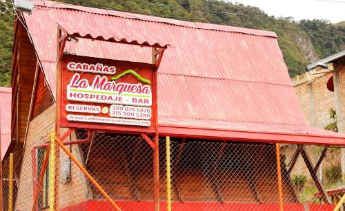 Cabanas La Marquesa, Puracé