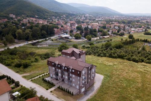 Swiss Lux apartmani, Sokobanja