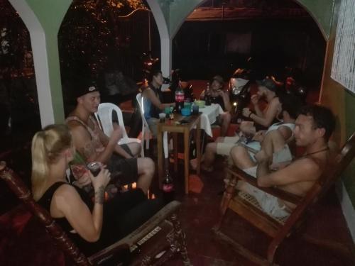 Hostel Papagayo, Lago de Nicaragua