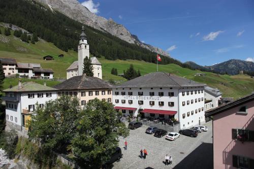 Hotel Bodenhaus, Hinterrhein