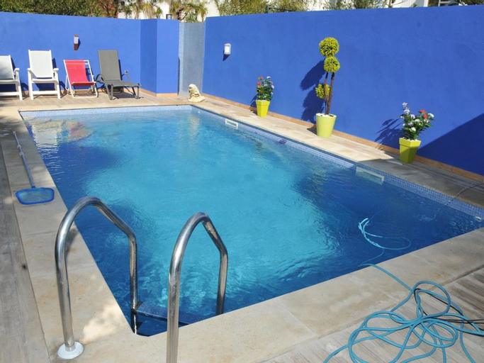 Villa With 3 Bedrooms in El Mansouria, With Private Pool, Enclosed Garden and Wifi, Ben Slimane