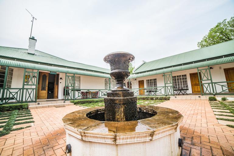 AnnVilla Guesthouse, Dr Kenneth Kaunda