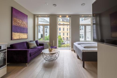 2 Døtre Apartments, Bergen
