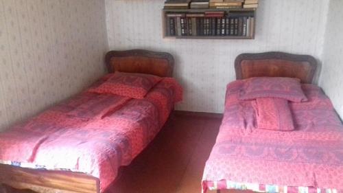 Guest House, Lentekhi