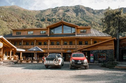 Las Bravas Lodge, Ñuble