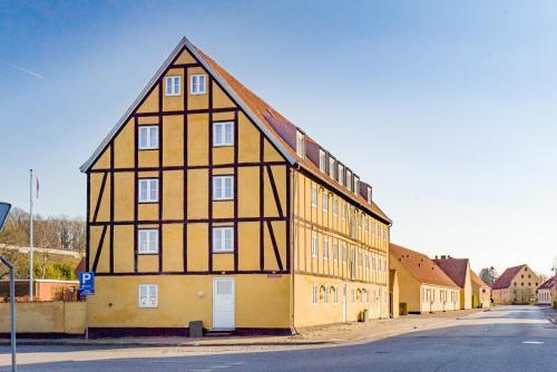 Det Gule Pakhus Bandholm, Lolland