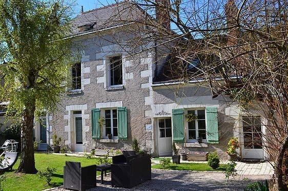 Villa Vino, Indre-et-Loire