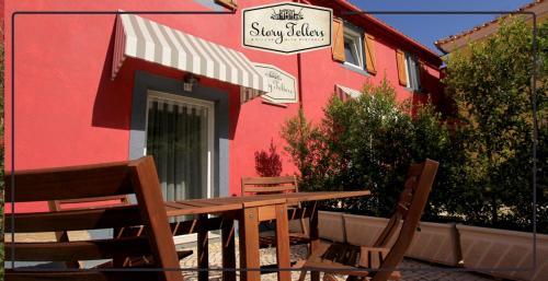 Storytellers Villas, Sintra
