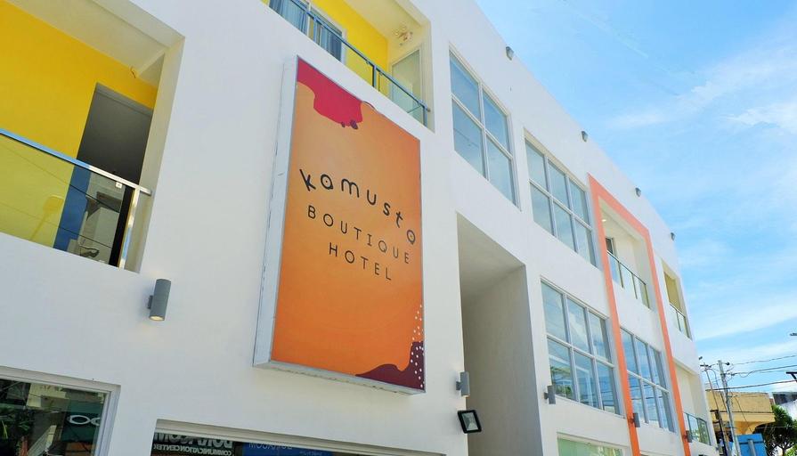 Kamusta Boutique Hotel, Malay