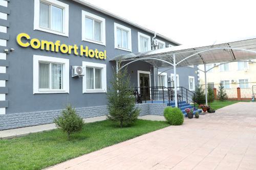 Comfort Hotel, Burlinskiy