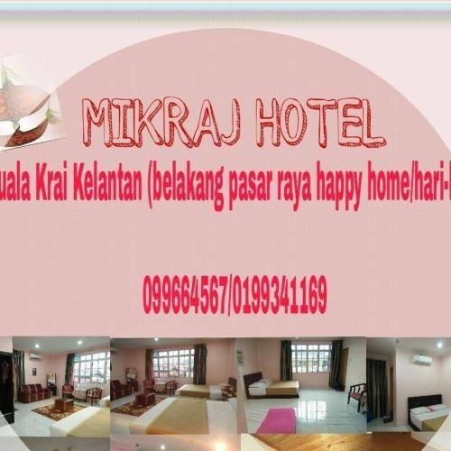 MIKRAJ HOTEL, Kuala Krai