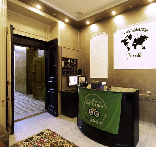 The Australian Hostel, 'Abdin