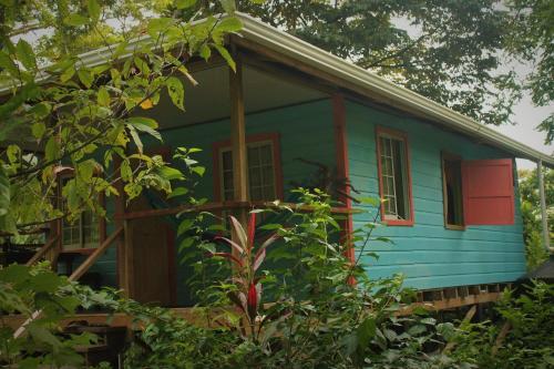 The Blue House, Bocas del Toro