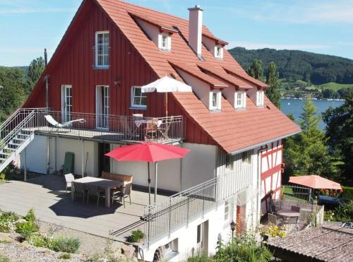 Ferienhaus Botterell direkt am Bod, Konstanz