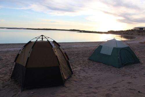 Ruslan offer Tent in Desert & Aydarlake, Nurota