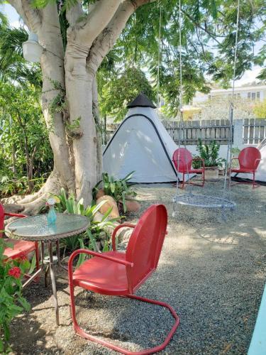Camping@La Jamaca,