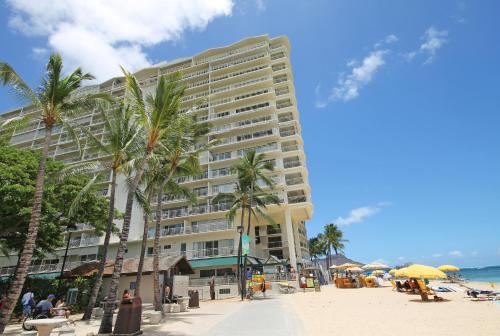 Castle Waikiki Shore Beachfront, Honolulu